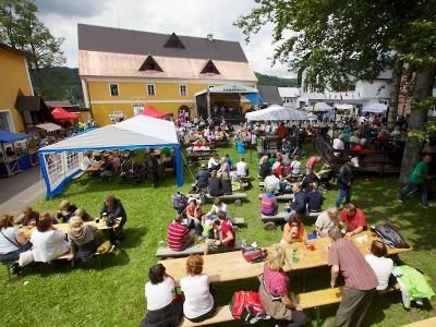 Harrachovské pivní slavnosti přivítají hosty už pojedenácté