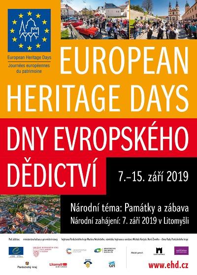Nepřístupné památky blíže lidem, i to jsou Dny evropského dědictví