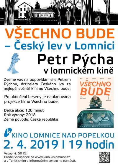 Český lev míří do Lomnice