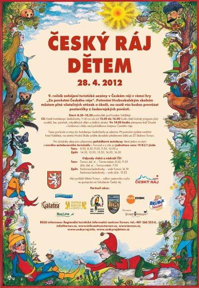 Turistickou sezonu v Českém ráji zahájilo rekordních 5 tisíc návštěvníků