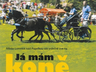 V Lomnici chystají 7. ročník Krajského dne koně