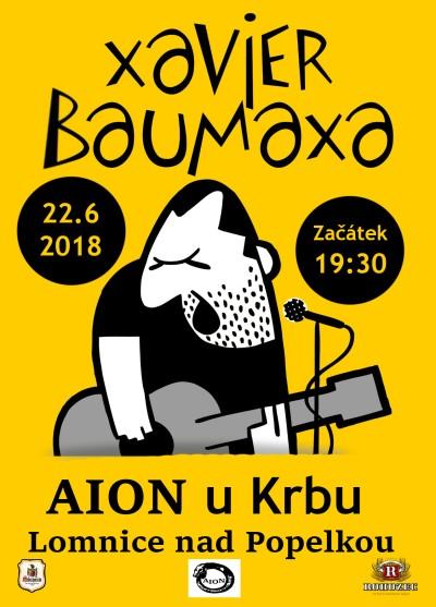 V lomnickém Aion clubu zahraje Xavier Baumaxa