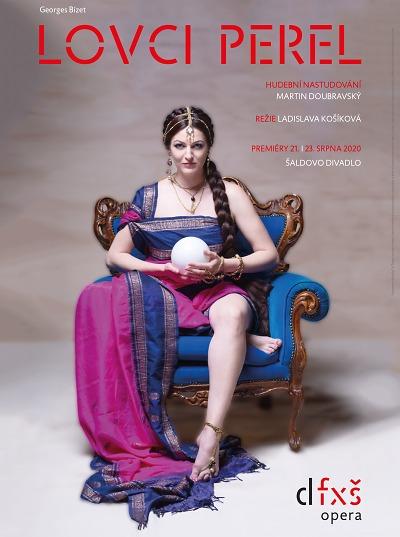 V libereckém divadle má premiéru opera Lovci perel od Georgese Bizeta
