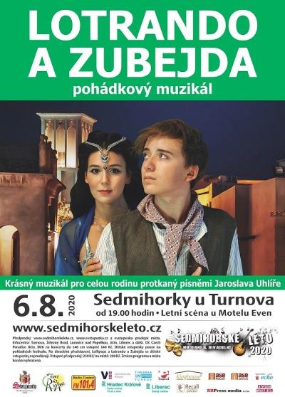 Lotrando a Zubejda v rámci Sedmihorského léta ožijí na divadle