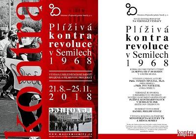 Nová výstava v semilském muzeu připomene události 21. srpna 1968