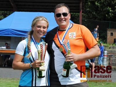 FOTO: Podmoklický pohár vyhráli muži Tatobit a ženy Košťálova