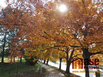 Obrazem: Jak vypadal podzim v Semilech