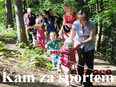 Kam za sportem a zábavou v Pojizeří o víkendu 31. května až 2. června