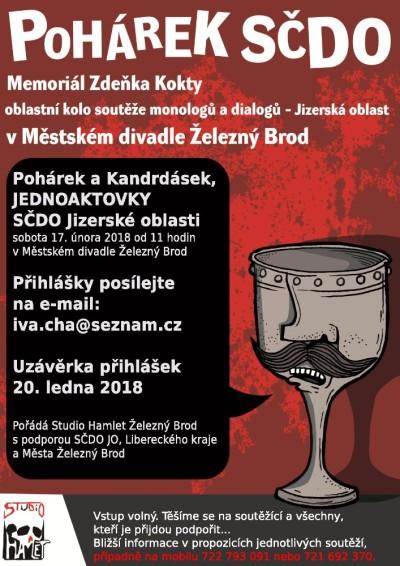 Postupová přehlídka divadel pro Jizerskou oblast opět v Železném Brodě