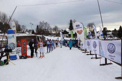 Lyžaři vyhodnotili žákovský pohár Liberecka