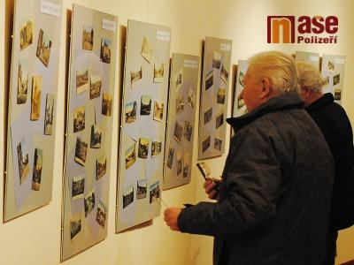 FOTO: Zahájení výstavy pohlednic Semil a okolí