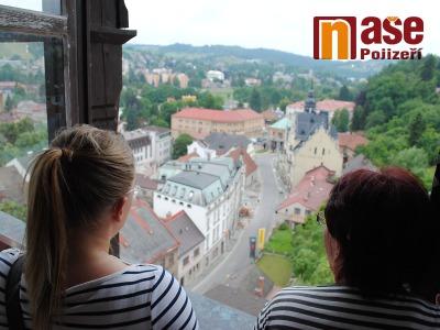 FOTO: V létě je zpřístupněna věž semilského kostela sv. Petra a Pavla