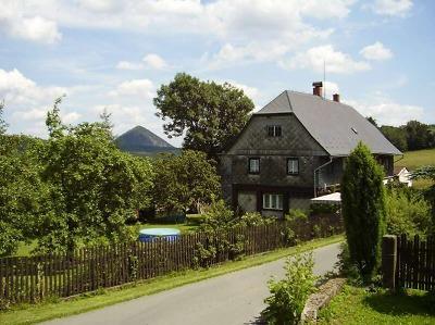 Polevsko — sklářská obec v Lužických horách