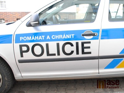 Policisté hledají cyklistu, který v Olešnici porazil dítě a pak ujel