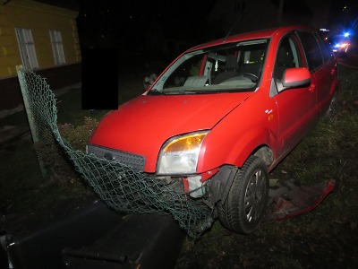 Policisté o Dušičkách zvýšili dohled, v Jablonci chytli opilého řidiče
