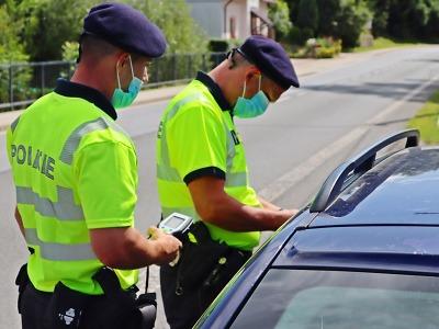 Krajští policisté se zaměřili na dodržování povolené rychlosti