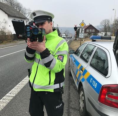 O prodlouženém velikonočním víkendu policisté kontrolovali řidiče