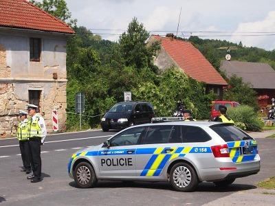 V Libereckém kraji se konala další dopravně bezpečnostní akce TISPOL
