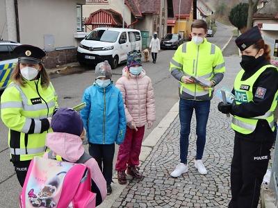 S návratem do škol si děti připomněly dopravní pravidla