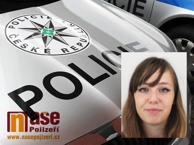 Policie žádá o pomoc při pátrání po patnáctileté Elišce z Liberce
