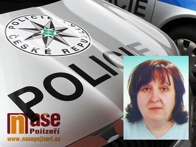 Pomozte při pátrání po ztracené 49 leté ženě z Karlovic