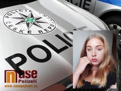 Policisté hledají ztracenou třináctiletou dívku z Liberce