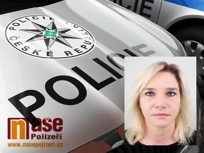 Policie žádá o pomoc při pátrání po ztracené čtyřicetileté ženě z Liberce