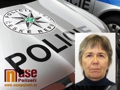 Policie žádá o pomoc při pátrání po starší ženě ze Semil