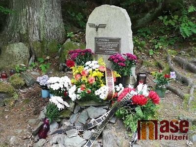 VIDEO: Na Spálově si připomněli 30 let od železniční tragédie