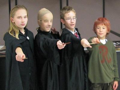 Semilskou Jitřenku zaplnili příznivci Harryho Pottera