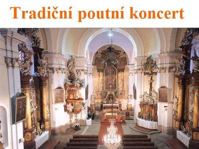 Tradiční poutní koncert rozezní kostel sv. Vavřince v Jilemnici