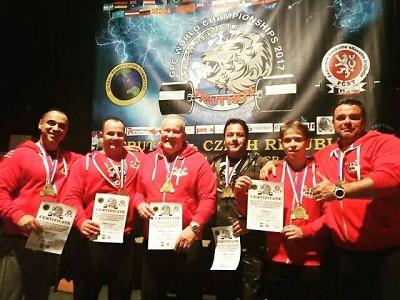Semilští siláci Animals uspěli na mistrovství světa v Trutnově