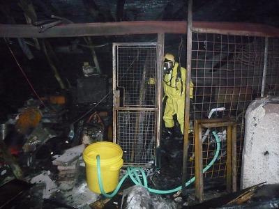 Požár sklářské dílny v Železném Brodě způsobil škodu dva miliony