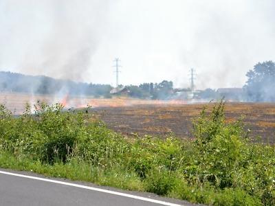 Nebezpečí požáru vyhlásili i pro okresy Liberec, Semily a Jablonec