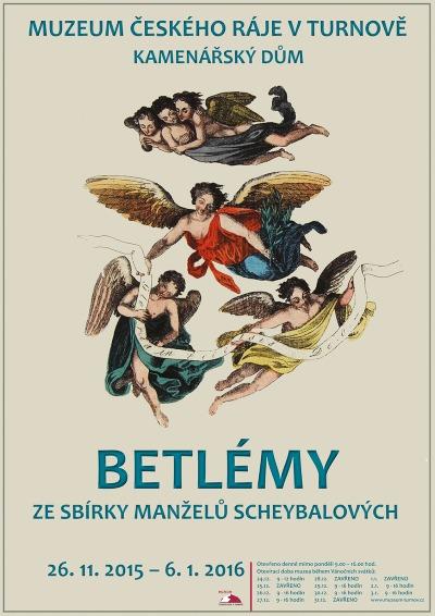 Kamenářský dům oživí betlémy ze sbírky Josefa Václava Scheybala