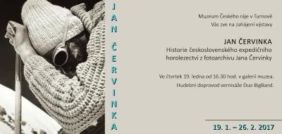 Historii turnovské galerie zakončí výstava o expedičním horolezectví