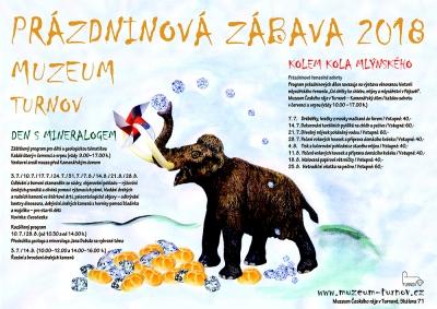 Děti nejen z Turnova zabaví Den s mineralogem a prázdninové dílny