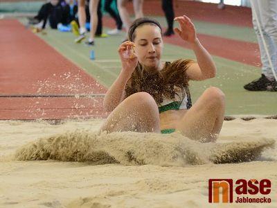 Atleti AC Syner Turnov byli úspěšní na krajských přeborech v Jablonci