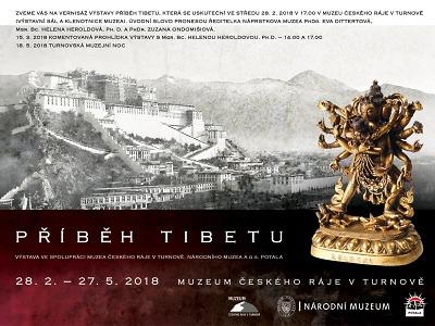 Příběh Tibetu ožije v turnovském muzeu
