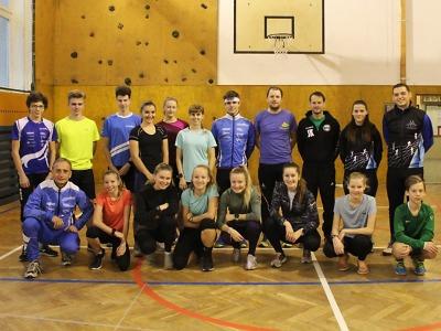 Odstartoval program rozšířené sportovní přípravy na Gymnáziu Turnov