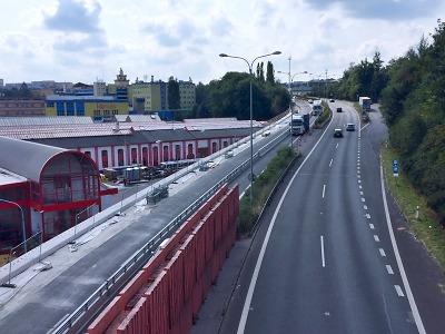 Liberecký tunel projde uzavírkou, omezení čeká řidiče i na Turnovsku