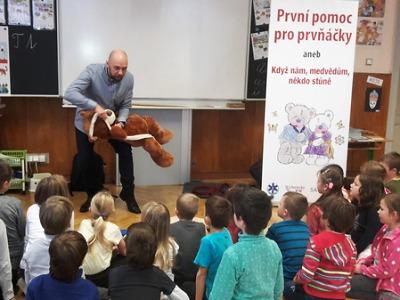 Do škol v Libereckém kraji se vrací výuka první pomoci