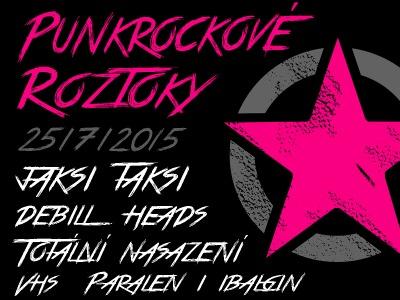 Punkrockové Roztoky zvou na přední české kapely