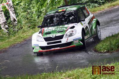 Loix s tovární Fabií vyhrál letošní ročník Rally Bohemia
