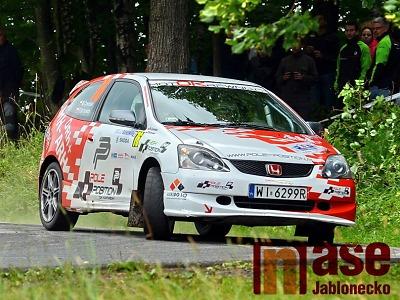 Kvůli víkendové Rally Bohemia budou platit dopravní omezení