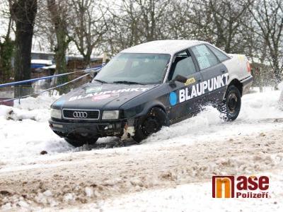 VIDEO: Rallyshow zřejmě zakončila závody na sněhu
