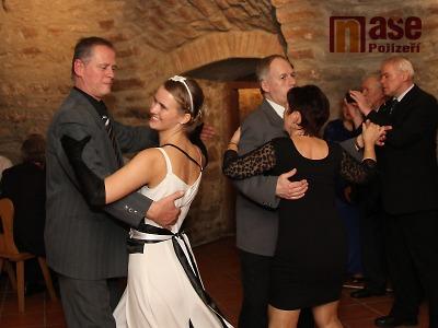 Obrazem: 4. Reprezentační zámecký ples v Lomnici nad Popelkou