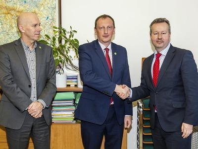 Nový ředitel Správy Krkonošského národního parku se ujal funkce
