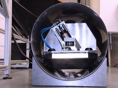 Robot z liberecké univerzity má pomoci s dekontaminací reaktorů