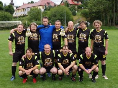 Na košťálovském turnaji Rohozec day se opět utkají fotbaloví veteráni